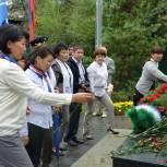 Единороссы приняли участие в мероприятиях, посвященных Дню ВДВ