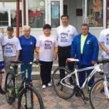 Ибраев: ярковский велопробег прошел на высоком уровне