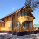 Для многодетной семьи Чемерыс из Ишимского района достраивают новый дом