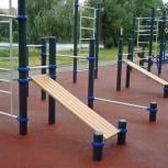В Реутове заработали площадки для занятий воркаутом