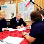 Борис Хохряков пригласил югорчан на избирательные участки