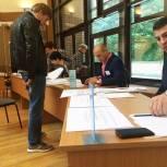 «Единая Россия» - победитель на выборах в Совет депутатов Звенигорода