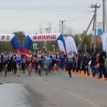 Жители муниципалитетов поддержали всероссийскую акцию «Кросс нации»
