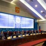 Центризбирком зарегистрировал депутатов от «Единой России»