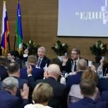 Борис Хохряков выдвинут на пост председателя Думы Югры