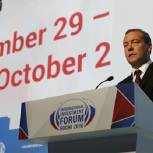 Премьер-министр России выступает за «перезагрузку» системы госконтроля бизнеса