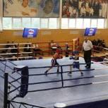 В Михайлове прошли всероссийские соревнования по боксу