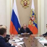 Президент России настаивает на безусловном выполнении социальных обязательств государства