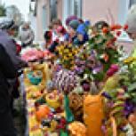 Прохоровцы отметили Покров Пресвятой Богородицы