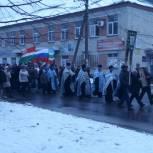 Двойной праздник в Жуковском районе