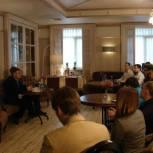 Молодые предприниматели Рязани встретились с главой городской администрации