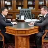 Глава Егорьевска доложил губернатору Московской области о выполненных поручениях