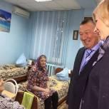 Ольга Баталина: Важно, чтобы требующие особого ухода люди находили поддержку