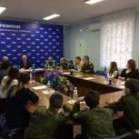 В Рязани вспомнили историю праздника День Героев Отечества