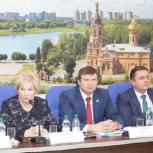 Лидия Антонова: Региональная неделя помогает решать  самые острые проблемы