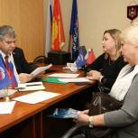 Депутат Роман Горбунов побывал в Серпухове