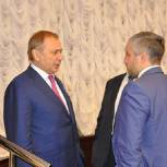 Мартин Шаккум: «Единая Россия» будет поддерживать линию Президента, и нести ответственность за принятые решения