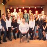 Рязанские молодогвардейцы организовали акцию «Завтрак с героем»