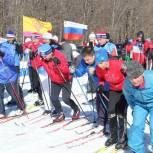«Единая Россия» запускает марафон лыжных соревнований в Чувашии