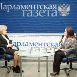 Тамара Фролова: Благодаря партийным проектам российское здравоохранение шагнуло далеко вперед