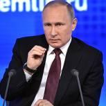 Российский лидер надеется на восстановление сотрудничества с Западом по антитеррору
