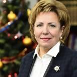 Поздравление Председателя Государственного Совета Республики Коми с Новым годом и Рождеством