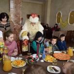 Спасские единороссы организовали праздник для детей