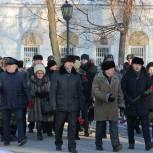 В Рязани отметили 73-ю годовщину снятия блокады Ленинграда