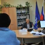 «Единая Россия» помогает решать вопросы граждан