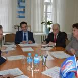 Иван Медведев взял проблемы жителей Усть-Вымского района на особый контроль
