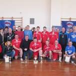 Чучковские партийцы организовали спортивные турниры