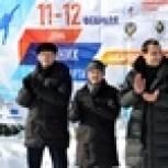 День зимних видов спорта прошел в Хабаровске