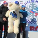 Иркутские партийцы приняли участие в «Лыжне России»