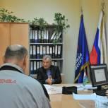«Единая Россия» помогает в решении вопросов тюменцев