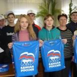 В Советском районе, в рамках месячника Молодого  избирателя, школьники избрали президента страны