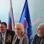 В Октябрьском районе почтили память воинов-интернационалистов