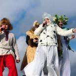 В Шиловском районе организовали народное гуляние
