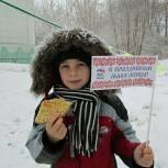 В Клепиковском и Сасовском районах проводили зиму