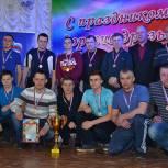 В Скопинском районе подвели итоги зимнего хоккейного сезона