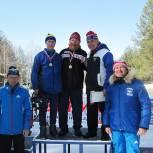 На кадомскую трассу вышло более 70 лыжников из Рязанской области и других регионов