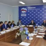 Рязанские единороссы встретились с перевозчиками