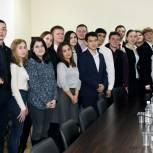 Мария Липчанская встретилась со студентами-активистами