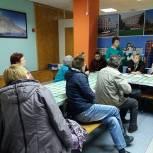 В Октябрьском районе Рязани провели заседание Советов территорий