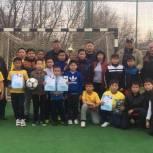 В Кетченерах провели турнир по мини-футболу
