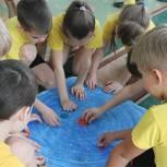 «Первичка» устроила детям космический праздник