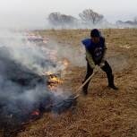 В Рязанском районе прошел очередной рейд добровольной пожарной дружины