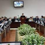 В Пензенской городской Думе состоялось заседание 33-й сессии