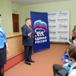 Шишкин: Прямое общение с партийным активом — это очень важно