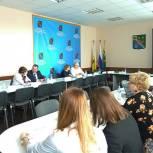 В Рыбновском районе обсудили поддержку семей, воспитывающих детей с ограниченными возможностями здоровья