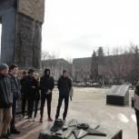 Ленинский район: партийцы  знакомят молодое поколение с подвигами пензенцев